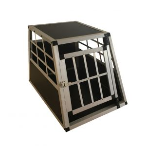 Cage-Transport-Chien-Aluminium-Small