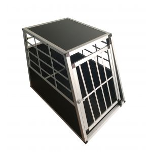 Cage-Transport-Chien-Aluminium-Large