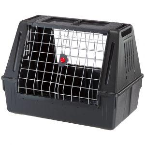 Cage-de-Transport-Atlas-Car-80-Scenic-Noir---Ferplast