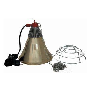 Support-de-lampe-simple-IPX4-175W---éleveuse-électrique